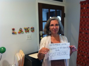 LAWG Executive Director Supports Asotrecol