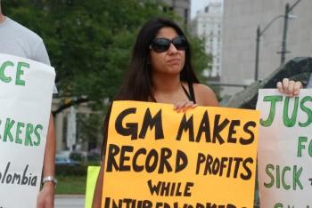 detroit record profits