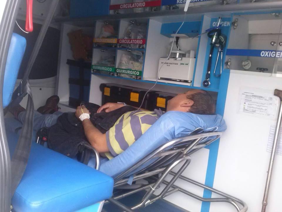 manuel ambulance